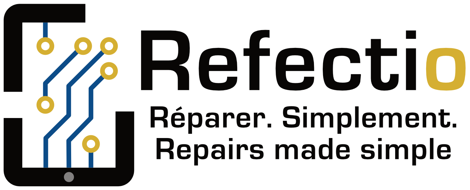 Refectio - iPhone, iPad, iPod & Mac Repairs / Réparations