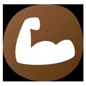 Self-confidence icon
