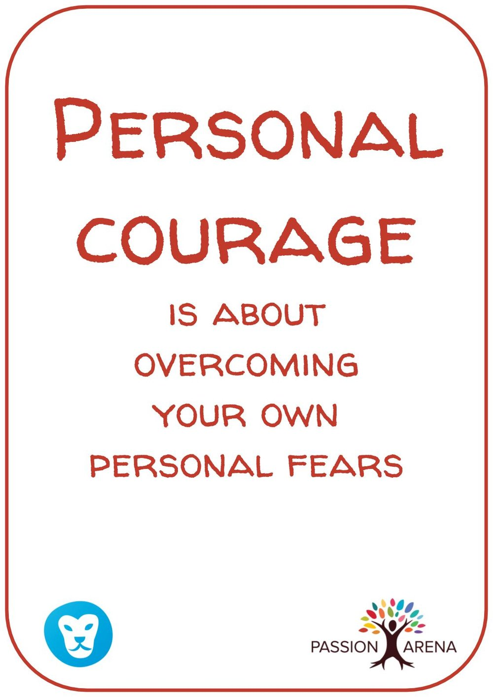 Intro-2-28. What is courage and do you have it?