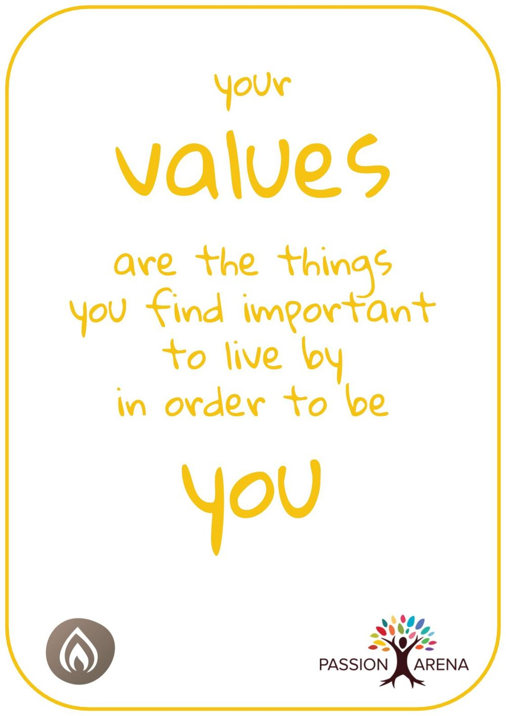 Intro-2-29. What are your values and beliefs?