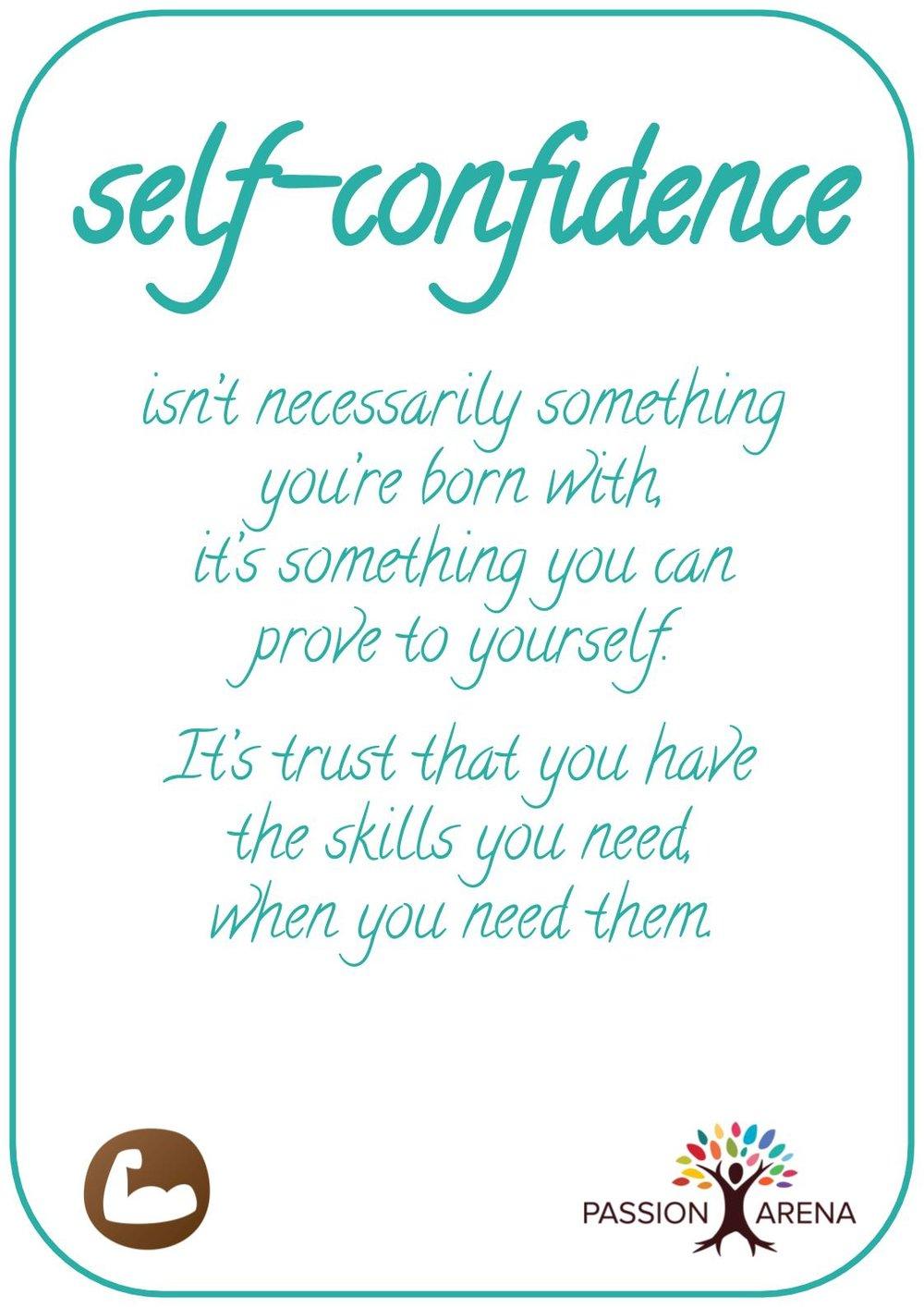 Intro-2-32. Are you self-confident?