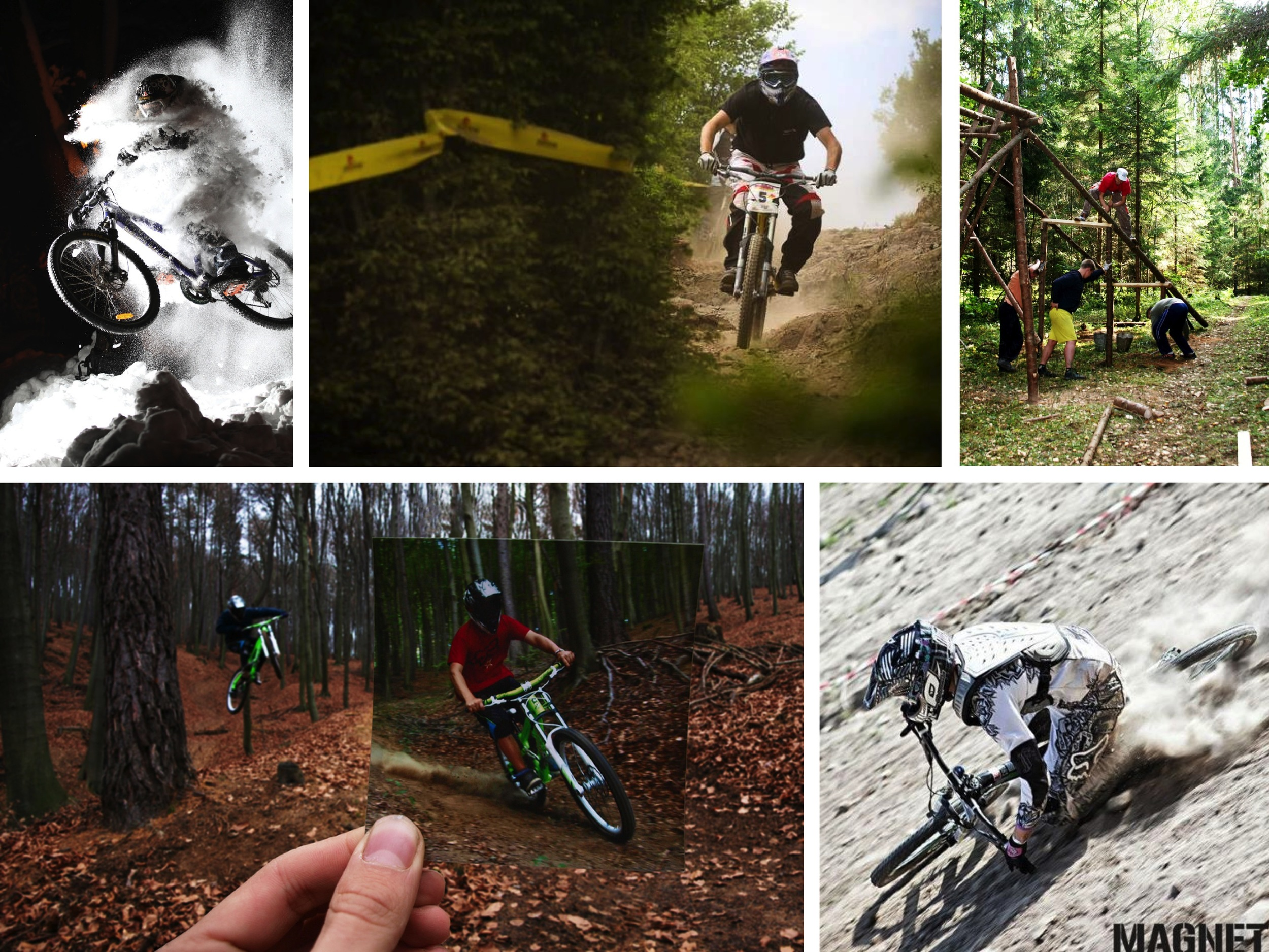 Anthill Films & Trek - Love Your Trail Contest