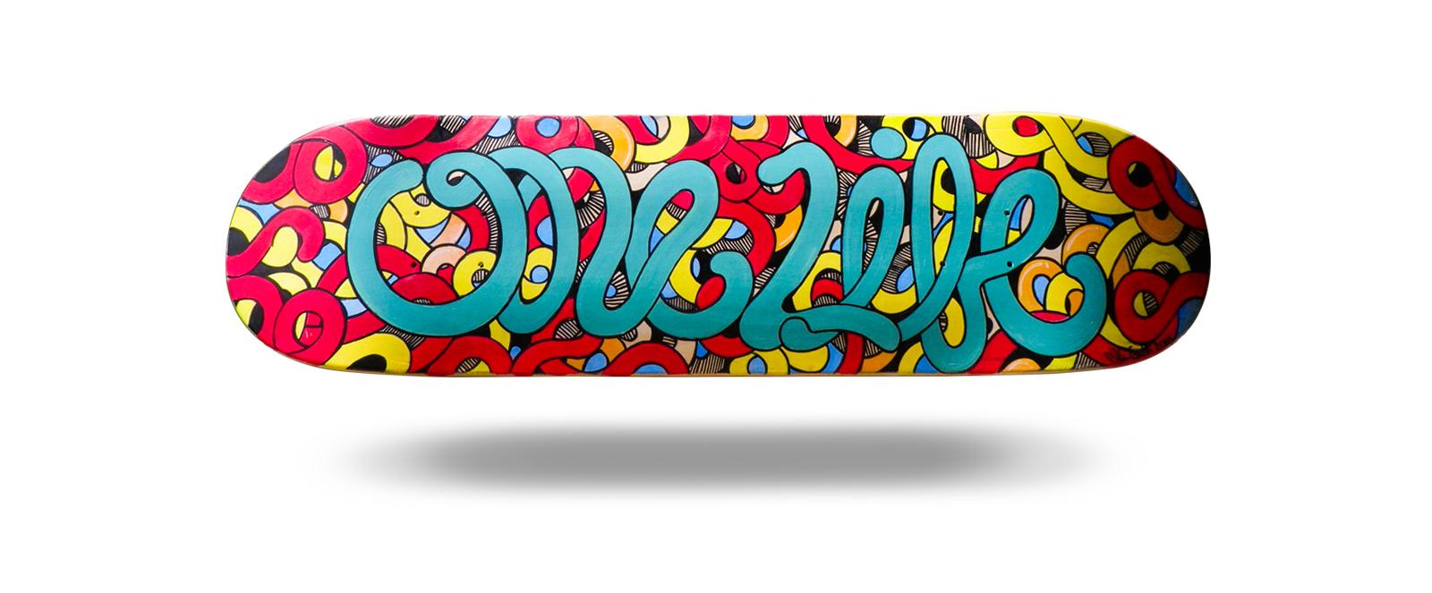 Micayla Gatto - Skateboard