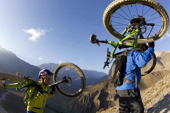 Rene Wildhaber and Andrew Shandro
