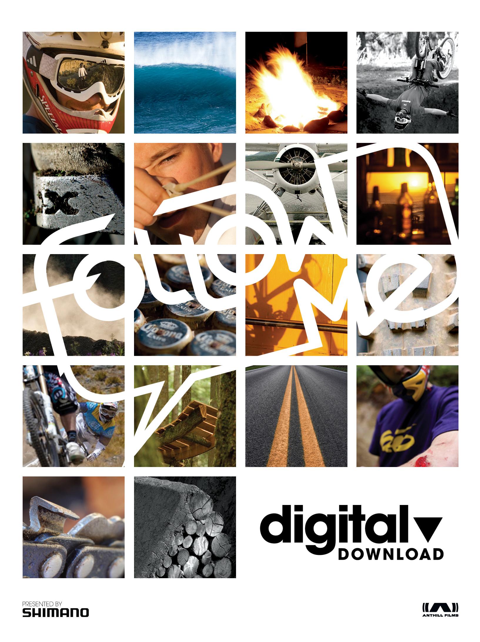 Follow Me - DVD