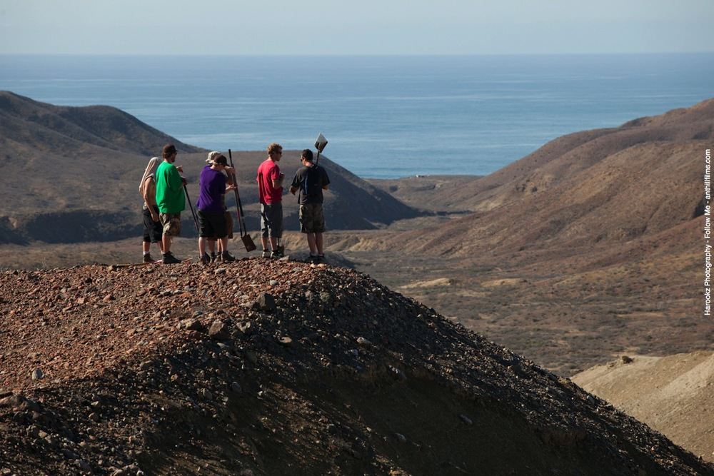 Anthill Films: Follow Me Shoot - Punta San Carlos, Baja, Mexico