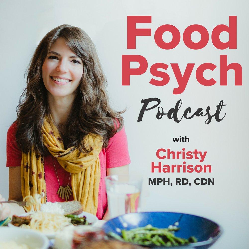 Melainie Rogers on Food Psych Podcast