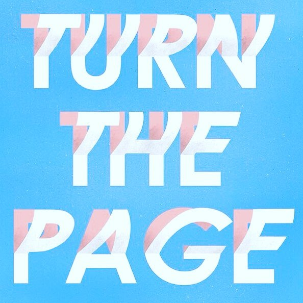 Hard week? Hard day? Turn the page 📖 tomorrow is a new day! What do you have planned this weekend? #turnthepage #positivevibes #edrecovery