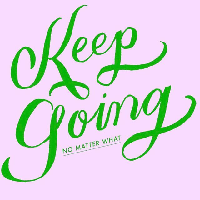 Keep going, no matter what 👆🌟 #MondayMotivation #edrecovery #dontgiveup