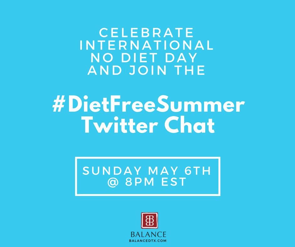 #DietFreeSummer Facebook post.png