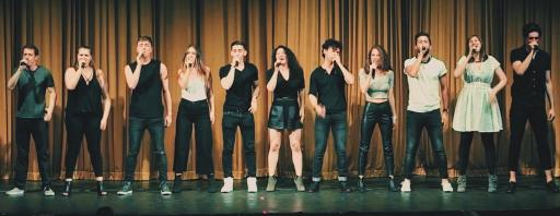 PERFORMANCE BY BLACKOUT  BLACKOUT is a New York-based a cappella group reinventing the genre of a cappella music with innovative arrangements and a distinct, signature sound; delivering high-energy performances with a contemporary twist.