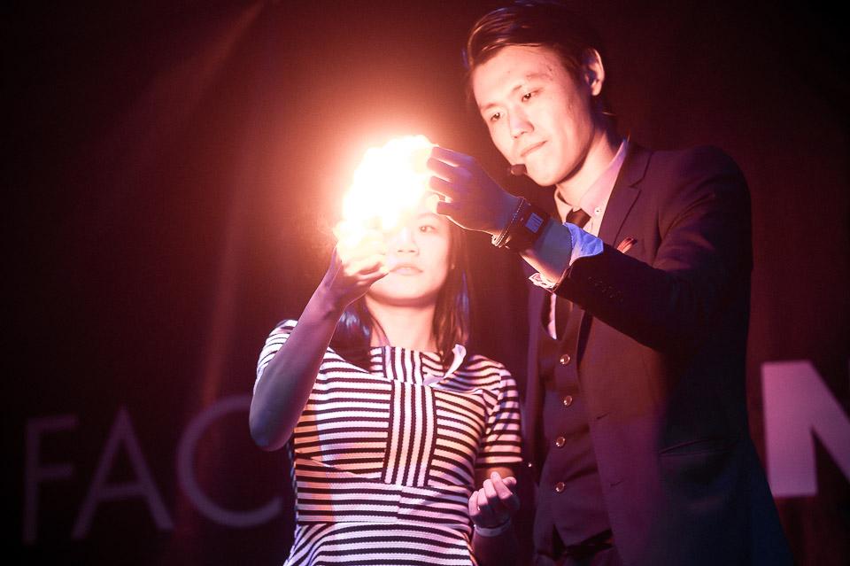Asia Magician Asia Illusionist