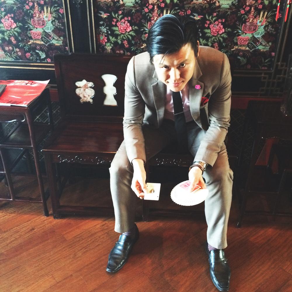 alexander yuen magician