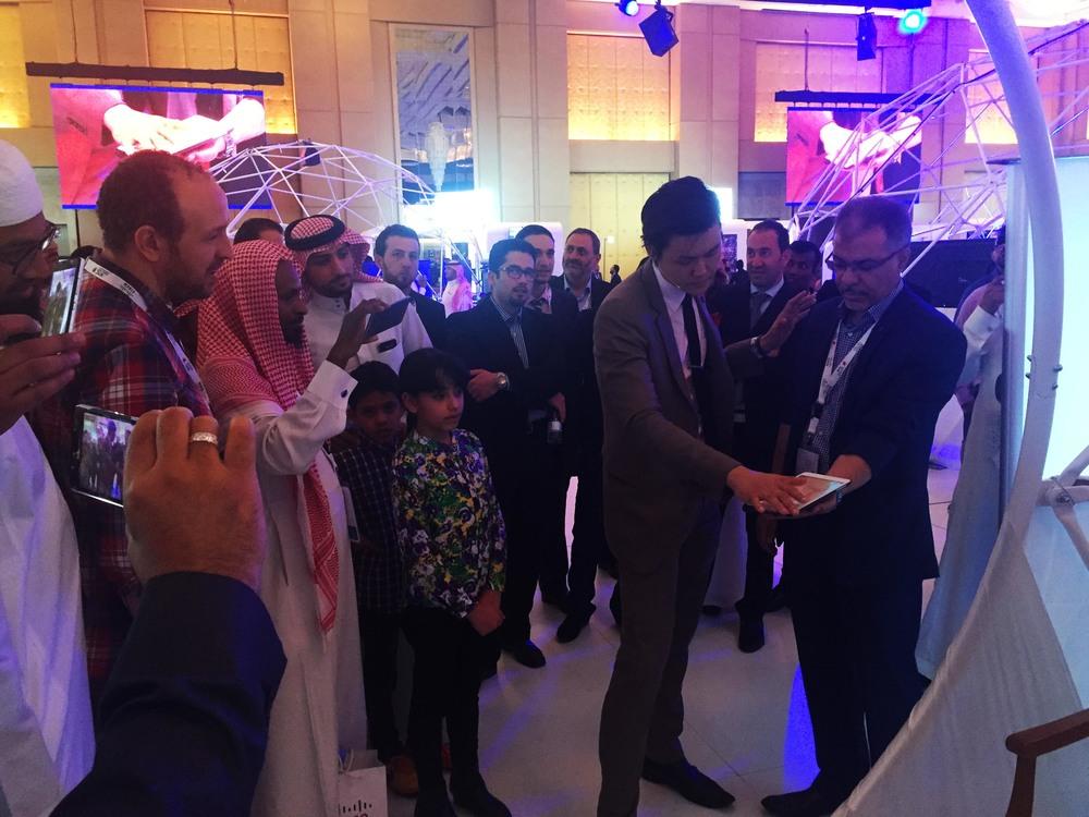 iPad Magician Saudi Arabia