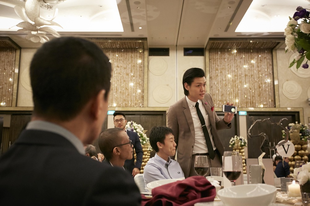 Best Singapore Wedding Magician