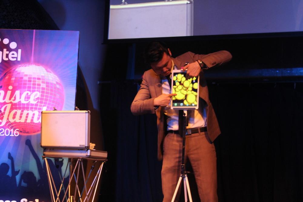 iPad Magician Singapore