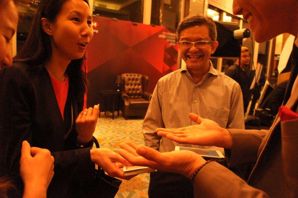 iPad Magician Malaysia