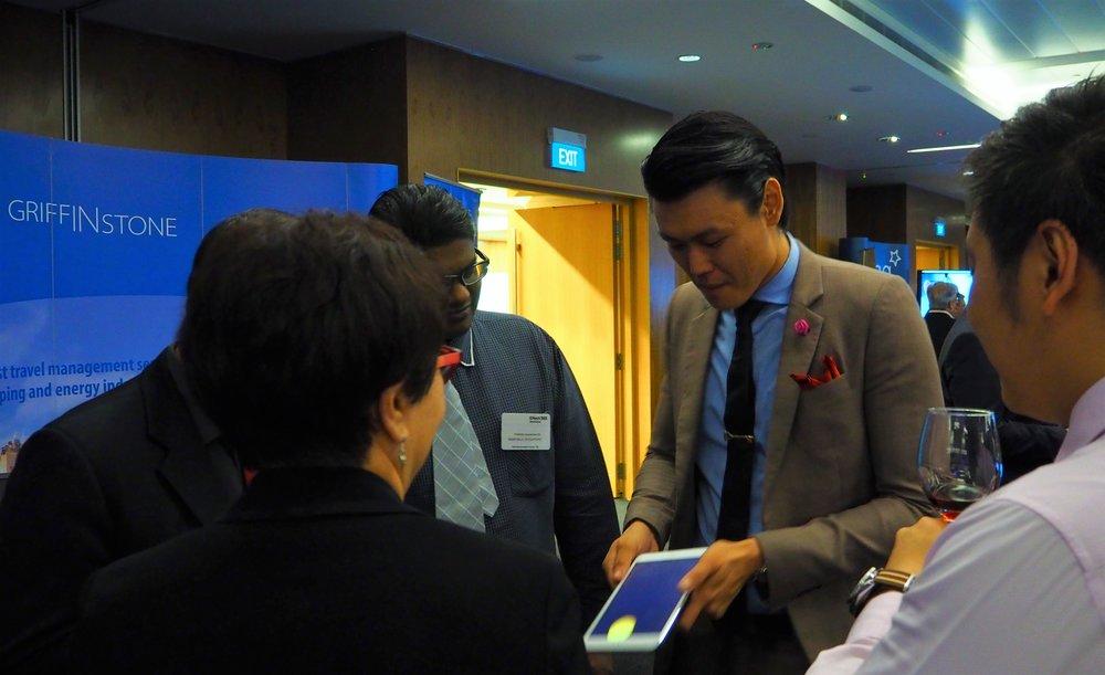 iPad Illusionist SIngapore