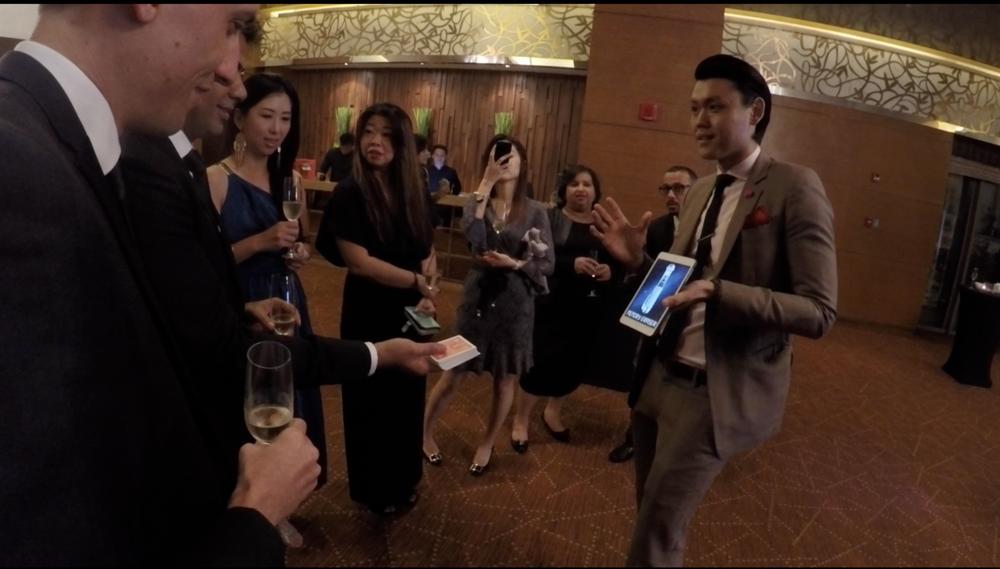 iPad Magician Vietnam