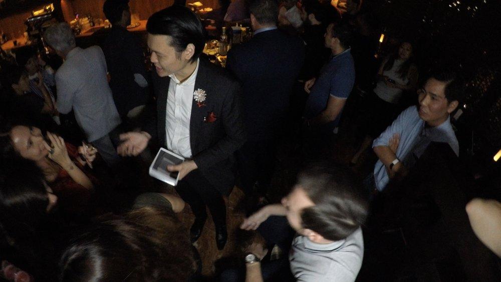 Alexander Yuen F1 Magician