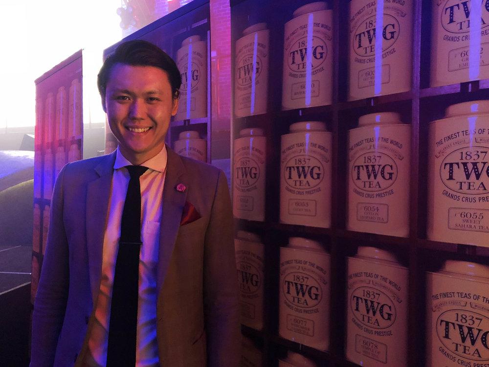 Alexander Yuen iPad Magician TWG