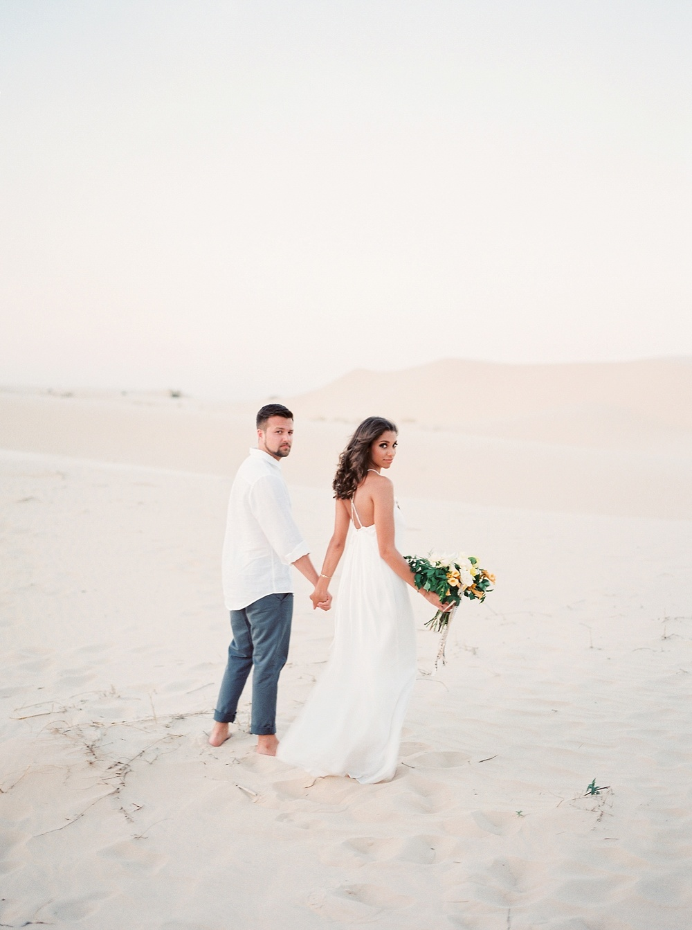 MOROCCAN ELOPEMENT INSPIRATION