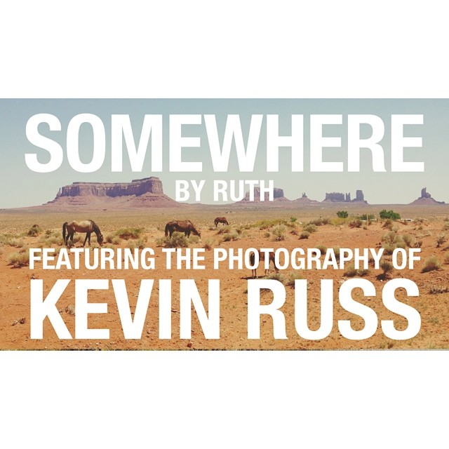 Do you follow @kevinruss? Of course you do! Check out our new music video featuring his incredible (iPhone only!) photography. Link in profile. #kevinruss