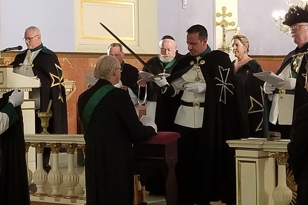 Chivalric Investiture 2018