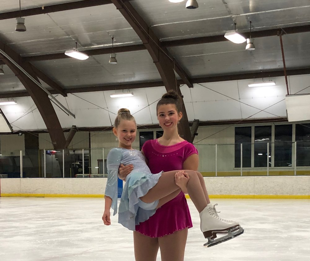 Grace McCusker - Grace is a junior coach who has been skating for 10 years. She has assisted and coached in the MDFSC's Learn to Skate program for the last 3 years, as well as give private lessons during freestyle and public skate. Grace has passed her pre-juvenile moves in the field and preliminary freestyle.Contact: grace.mccusker@icloud.comLesson rate: $15 per 30 minutes