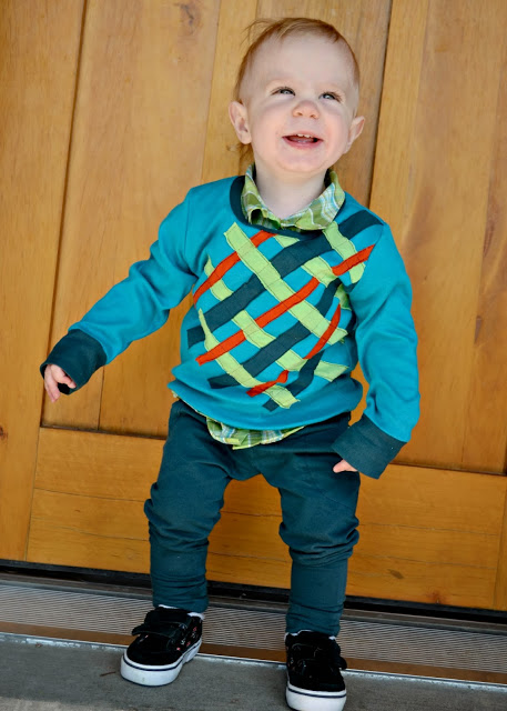 One of Karly's Favorite Outfits for Toddler Jude!