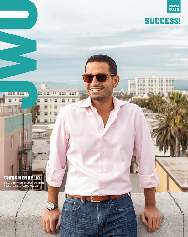 JWU Magazine Spring 2018