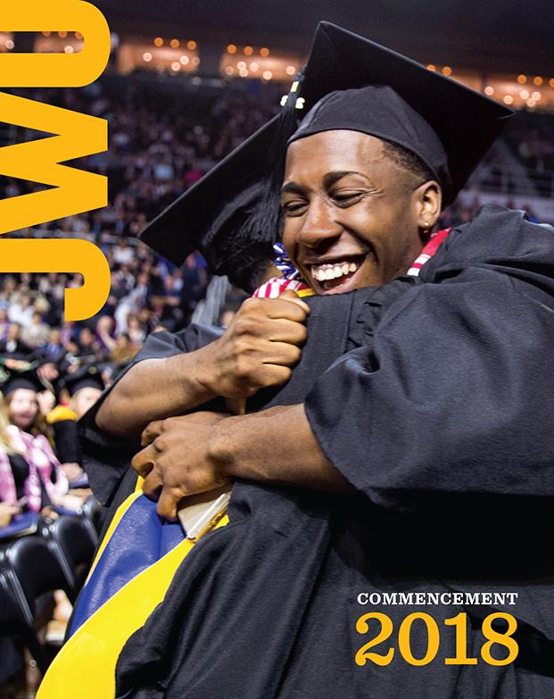 JWU Magazine Commencement 2018