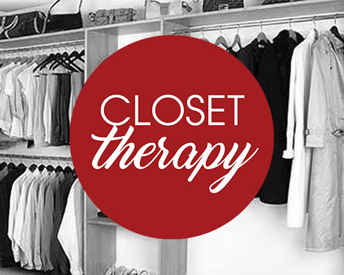 Closet edit and style consultation to refresh your look. - Click image for more info.