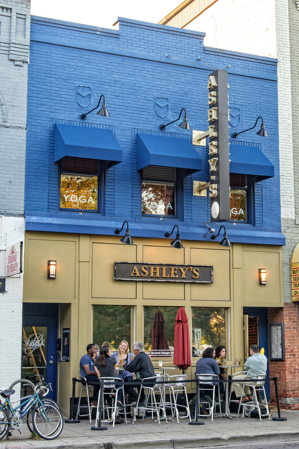 Ann Arbor State Street District Ashley's