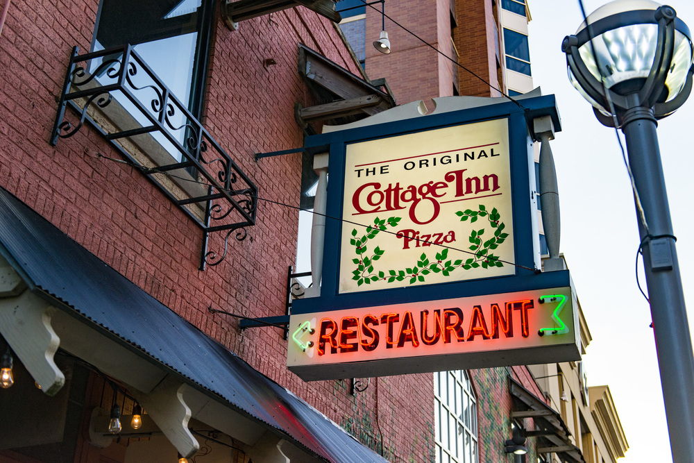 Ann Arbor State Street District Cottage Inn Restaurant