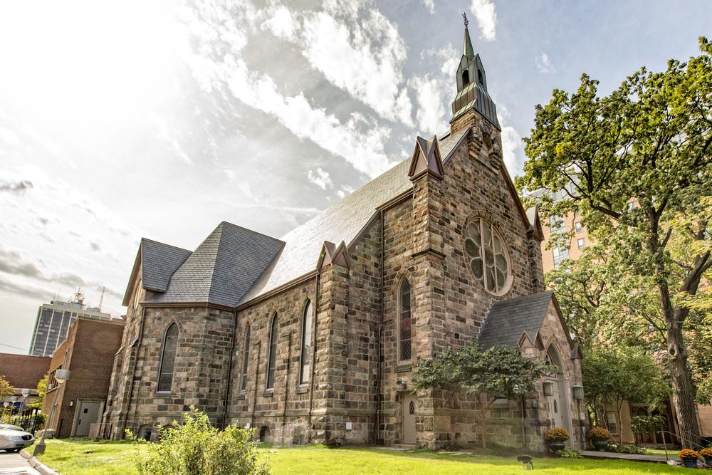 Ann Arbor State Street District First Baptist Church