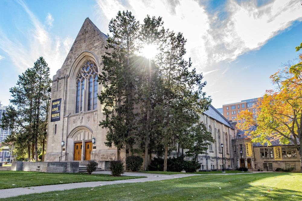 Ann Arbor State Street District First United Methodist Church