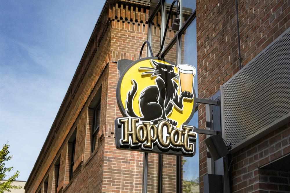 Ann Arbor State Street District Hopcat