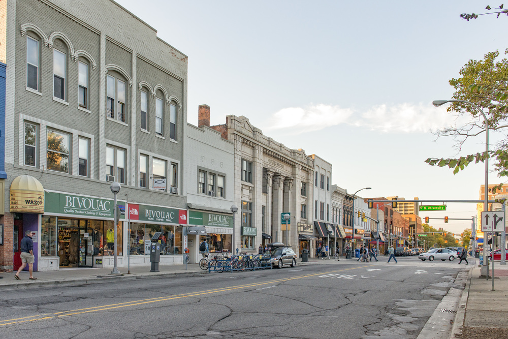 Ann Arbor State Street District