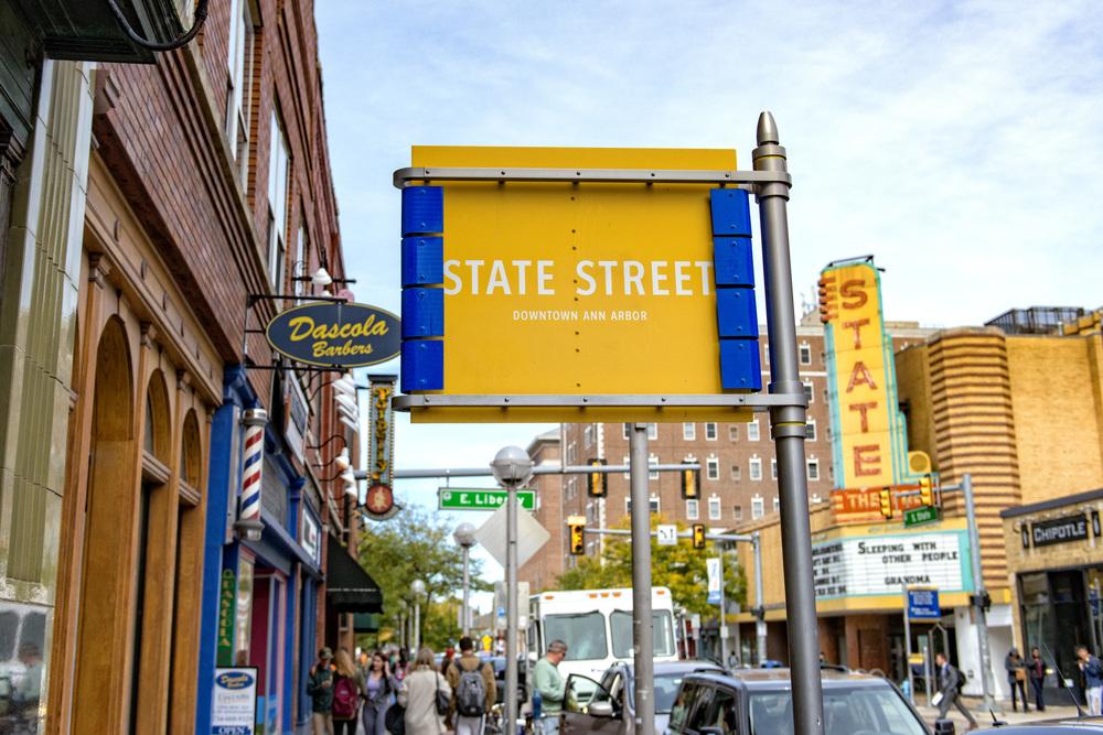 Ann Arbor State Street District