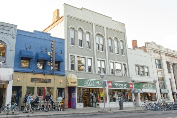 The State Street District has been a key player in creating a vibrant downtown community in Ann Arbor for over fifty years