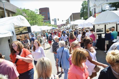 2019 State Street Area Art Fair