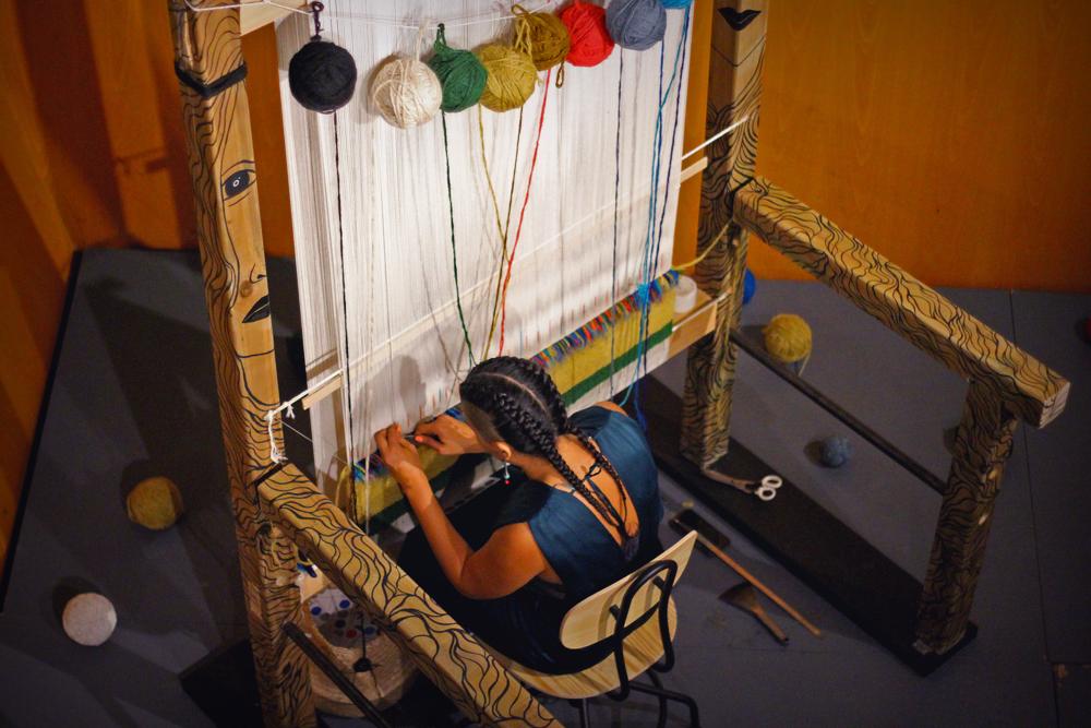 Interwoven at Bata Shoe Museum