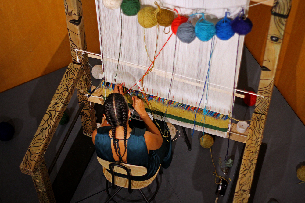 Interwoven (Curatorial Installation)