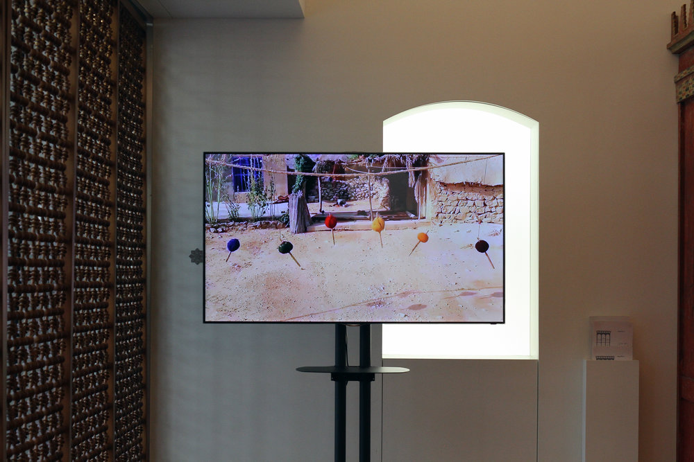 Interwoven (Performance Installation)