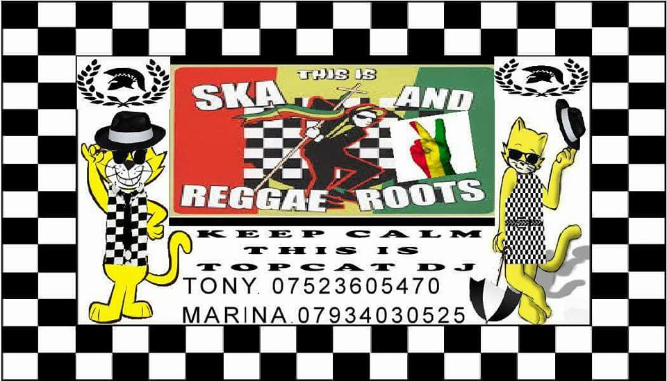 The masters of Reggae and SKA, Topcat DJ are coming back to the Jolly Butcher to rock the night and give everyone a great time of fun and dance. Their last appearance was very very well received and people had great fun. We will be applying for a late licence for this one for a bigger dose of fun!!!