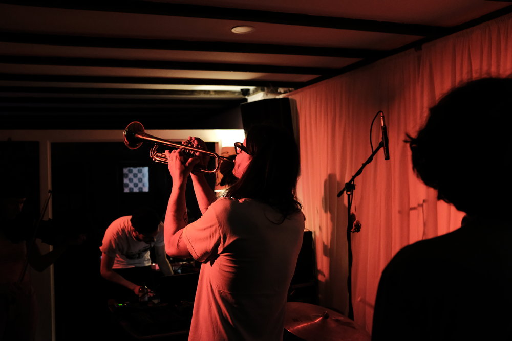 Kevin Morpurgo X trumpet : 'Open Jack' night