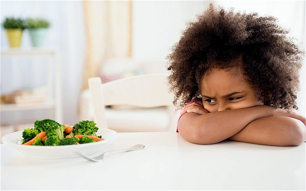 (Image Source: http://www.telegraph.co.uk/foodanddrink/foodanddrinknews/10453749/Cant-get-children-to-eat-greens-Blame-it-on-the-survival-instinct.html)
