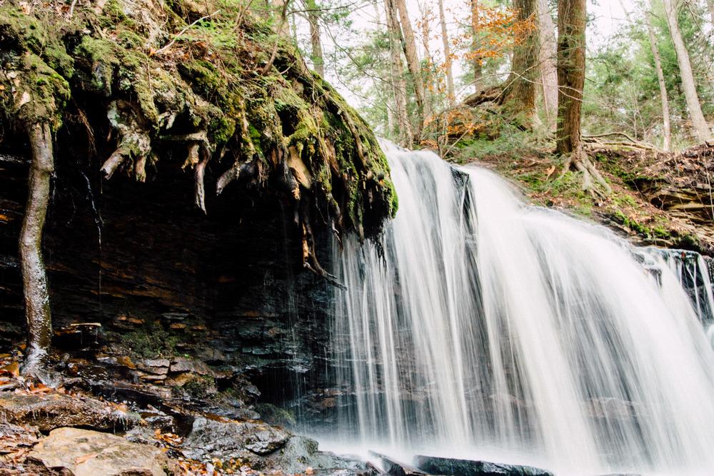 Ricketts_Glen_Waterfall
