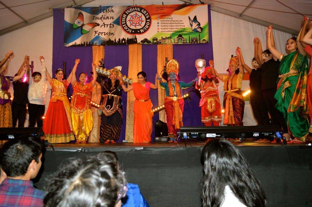Ramleela Finale at Dusherra 2017